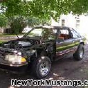 88 mustang LX