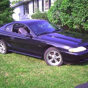 My toy (98 Mustang GT 4.6L)