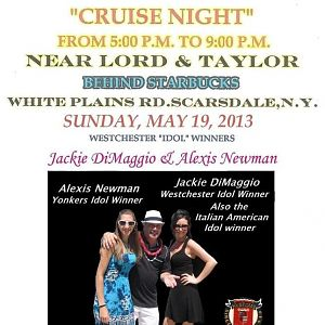 May 19th - Moonlight Cruisers 1st Cruise Night