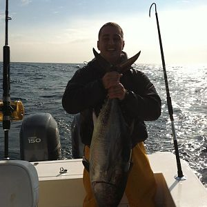 55lb bluefin tuna