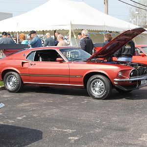 2014 50th Anniversary Mustang Show West Herr 025