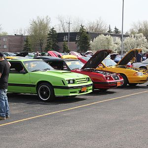 2014 50th Anniversary Mustang Show West Herr 049