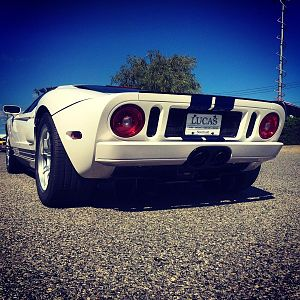 edited Ford GT