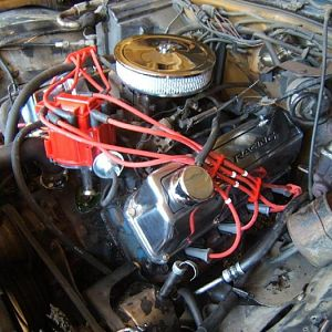 071207........ had to bling out the engine a little